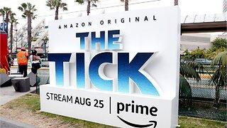 'The Tick' canceled on Amazon