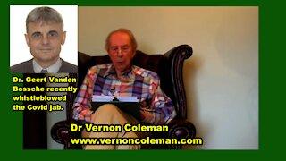 Dr Vernon Coleman comments Dr. Geert Vanden Bossche