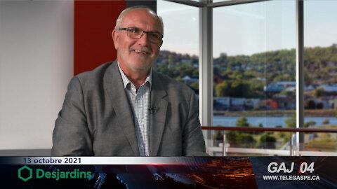 Élection municipale : Ghislain Smith