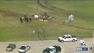 1 dead in small plane crash near Lakeland, Florida