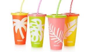 DavidsTea sort de nouvelles tasses qui changent de couleur juste à temps pour l'été