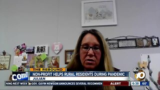 Nonprofit helps rural residents during pandemic