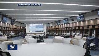 Brewers kickoff Spring Training with brand new practice complex
