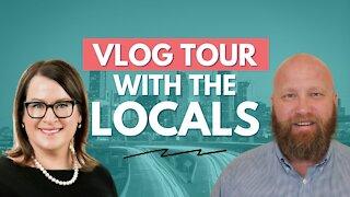 Upper Kirby Houston Tour VLOG