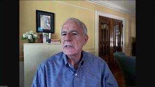 Mayor Tom Barrett discusses U.S. Postal System, upcoming election