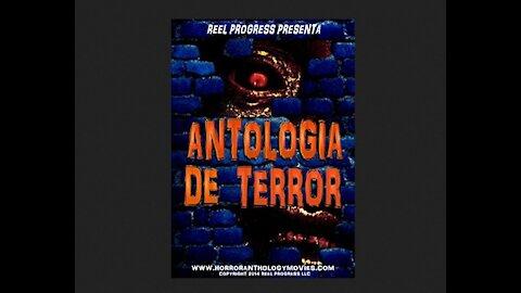 ANTOLOGIA DE TERROR - Pelicula de TERROR Disponible en AMAZON PRIME