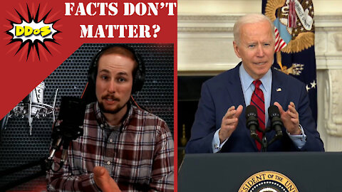 DDoS- Biden: No Need to Wait for Facts for Me to Take Your Guns