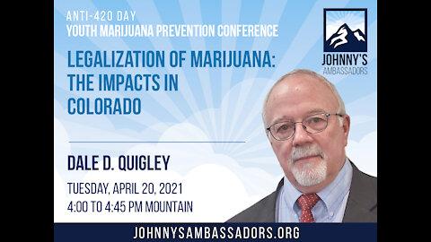 Legalization of Marijuana: The Impacts in Colorado