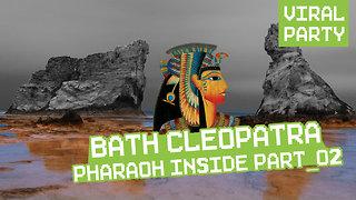 Pharaonic Cleopatra bath inside part 02