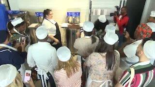 South Africa - Johannesburg - Making Chocolate (video) (WA5)