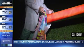 Floridians get creative to celebrate Halloween during the pandemic