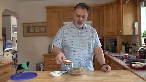 How to make bison kofte | Bison meatball recipe