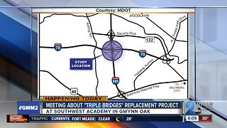 """Officials considering """"triple bridges"""" replacement project"""