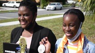 Kamala Harris' inauguration inspires young girls to lead