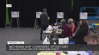 Michigan GOP confident of victory