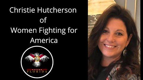 Christie Hutcherson - Women Fighting for America