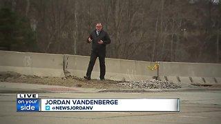 Major bridge project over I-77 to begin next week