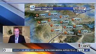 13 First Alert Las Vegas morning forecast | Apr. 2, 2020