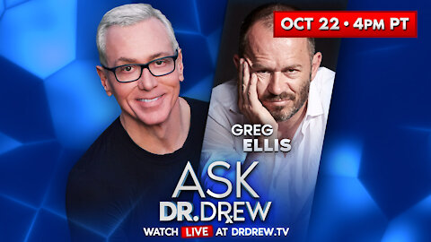 Exposing A Cartel Of Family Law: Greg Ellis LIVE on Ask Dr. Drew