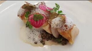 The Most Luxurious French Restaurant in Kowloon Bay Hong Kong - Le Pan Apicius