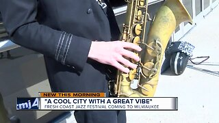 New jazz festival coming to Milwaukee on Labor Day weekend