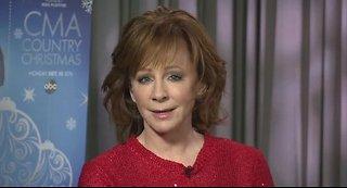 Reba McEntire talks about Las Vegas