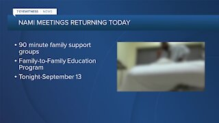 NAMI offering family-to-family mental health classes