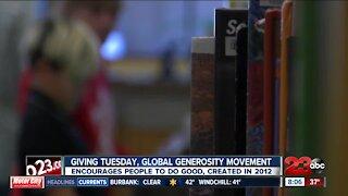 Giving Tuesday, Global Generosity Movement