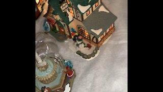 Christmas Village Sneak Peek.