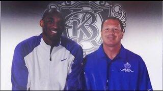 High school coach remembers Kobe Bryant