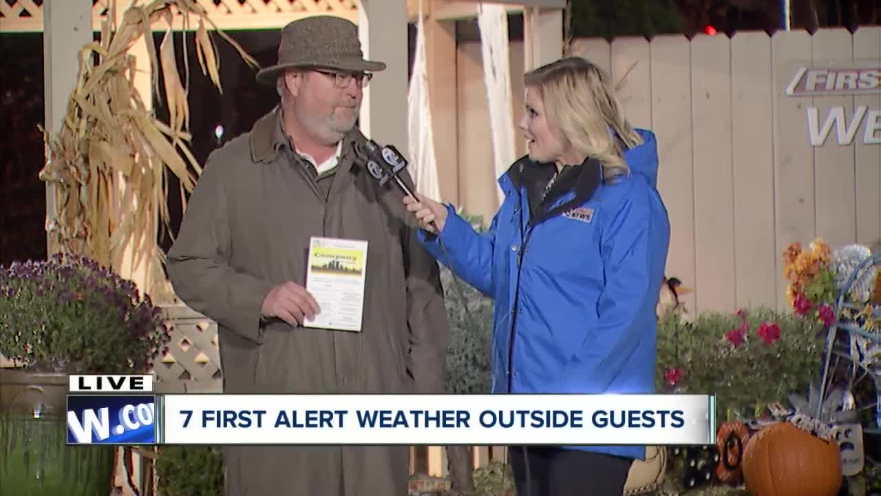 Weather Guest 1107 - 5:30pm