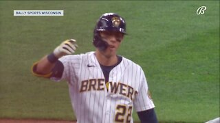 Brewers outfielder Christian Yelich tests positive for COVID-19 despite vaccination, reports say