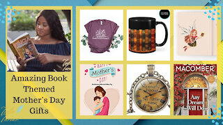 Teelie Turner Author | Amazing Book Themed Mother's Day Gifts | Teelie Turner