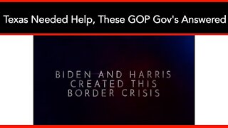 New RNC Ad Names All 12 Governors Who Helped Texas When Biden Wouldn't