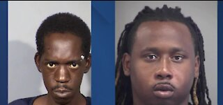 Las Vegas brothers arrested in separate incidents