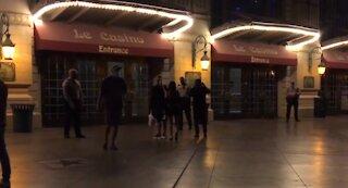 Power outage forces evacuation of Paris Las Vegas casino