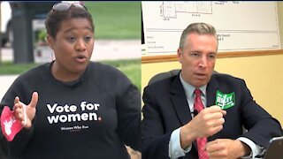 Race for Omaha City Council District 3: Danny Begley vs. Cammy Watkins