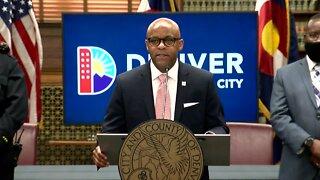 Denver mayor, police chief address Thursday night protests