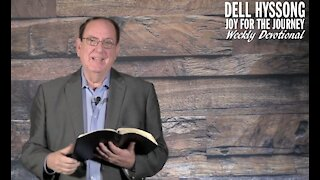 Dell's Devotional - May 23, 2021