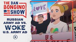 Russian Army Ad Vs. Woke U.s. Army Ad