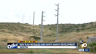 New plan revealed for Santee development