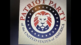 China Could Take Over America Without Firing A Shot; Patriot Party; God Wins