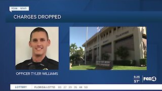 Fort Myers Police Officer charges dropped