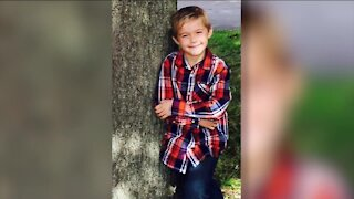 Father, stepmother charged in death Wisconsin boy's death