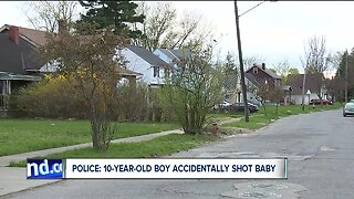 Police believe 10-year-old boy is suspected shooter in death of toddler