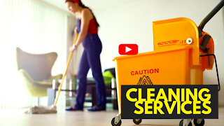 Short Video Ad For Cleaning Services