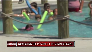 Navigating the possibility of summer camps