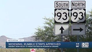 ADOT to make US 93 safety improvements