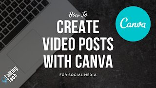 Easiest Way To Create Video Posts For Social Media