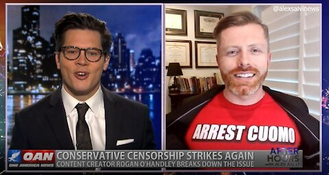 After Hours - OANN Conservative Censorship (Again) with Rogan O'Handley